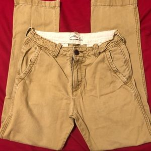 2 for $15 Abercrombie Kids Chino Pants